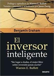 El inversor inteligente entre los 10 mejores libros de bolsa y trading
