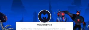 Malwarebytes antivirus para Android