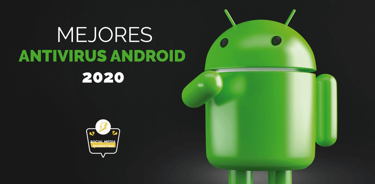 Mejores Antivirus gratuitos para Android en 2020