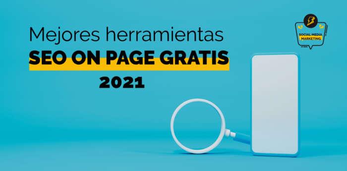 mejores herramientas seo on page gratis 2021