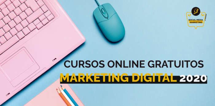 cursos gratuitos online de marketing digital en 2020