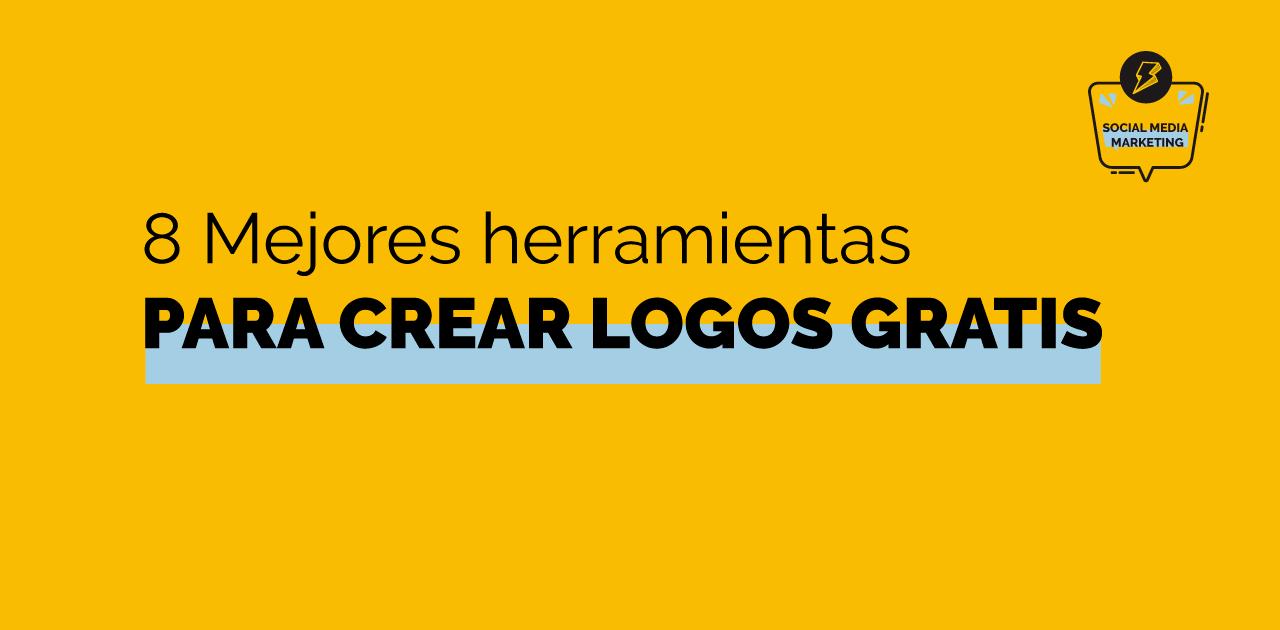 mejores herramientas creador de logos