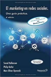 portada libro El marketing en redes sociales