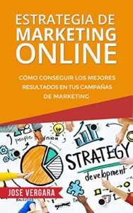 portada del libro estrategia de Marketing Online