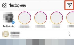 qué significa DM en Instagram